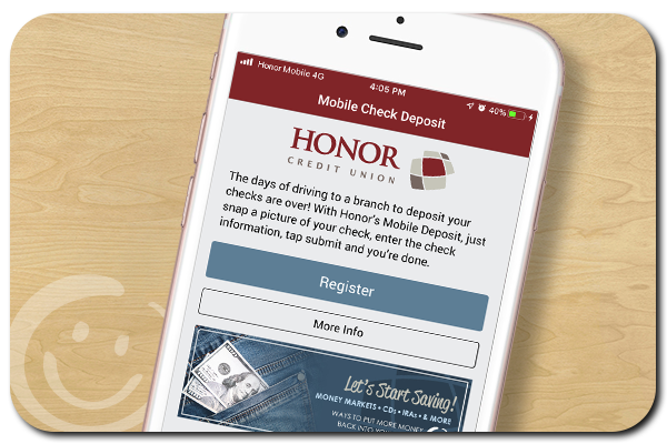Mobile Banking | Honor Credit Union