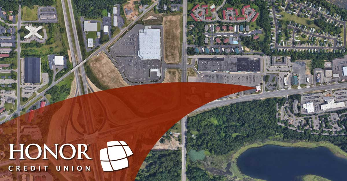 honor credit union announces a new location on stadium drive in kalamazoo