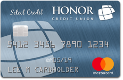 Honor Select Credit Card