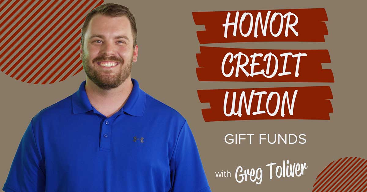 how to use a gift fund when buying a house; photo of honor credit union mortgage expert Greg Toliver