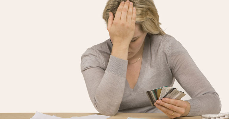 missing a credit card payment can be frustrating but it isn't the end of the world