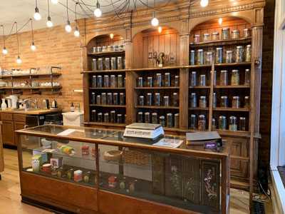 apothica teas in niles, michigan