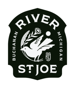river saint joe logo