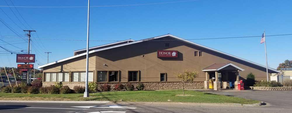 photo of honor credit union negaunee member center