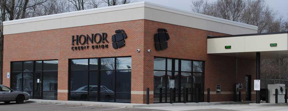 honor credit union plainwell member center