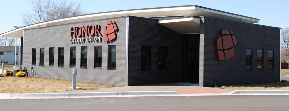 honor credit union stevensville member center