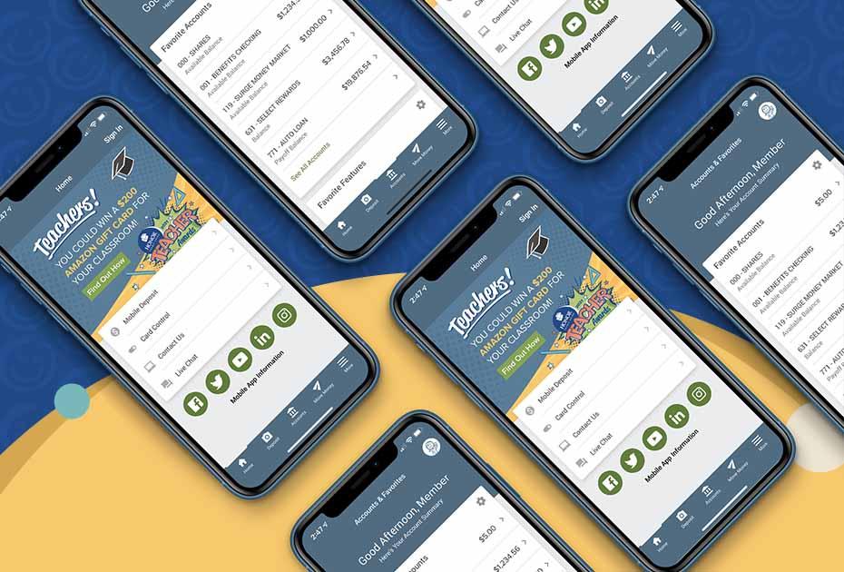 honor credit union mobile app