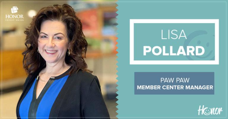 paw paw member center manager lisa pollard