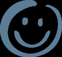 honor credit union smiley icon